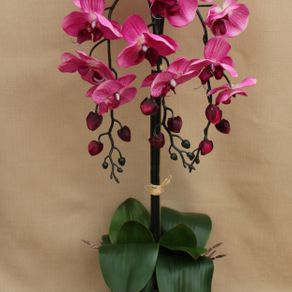 Life Like, Fake, Artificial, Orchid, Orchids, Flowers, Silk, Handmade